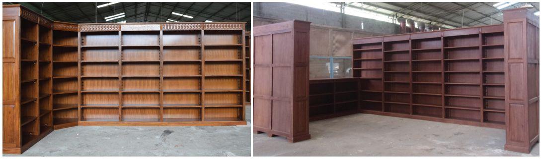 ספריות קודש מקיר לקיר
